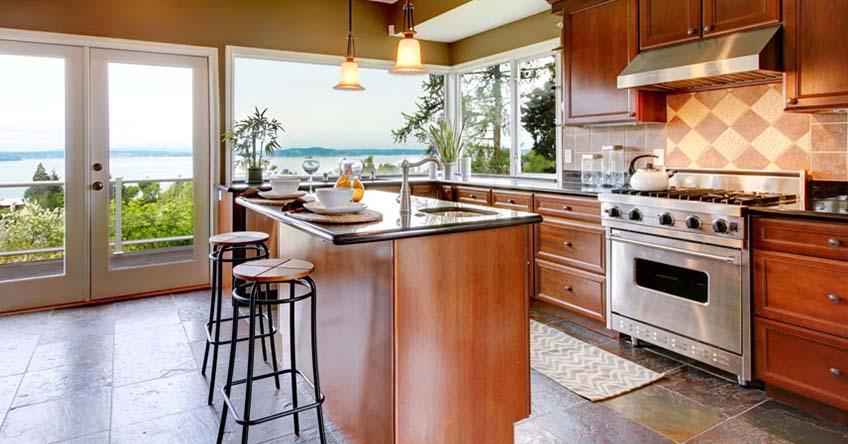 Reforma cocina americana Empire Estate Realty