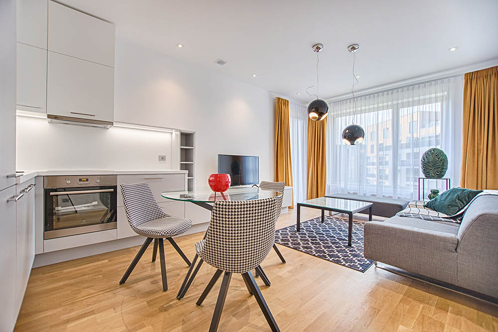 Reforma cocina salón - Empire Estate Realty