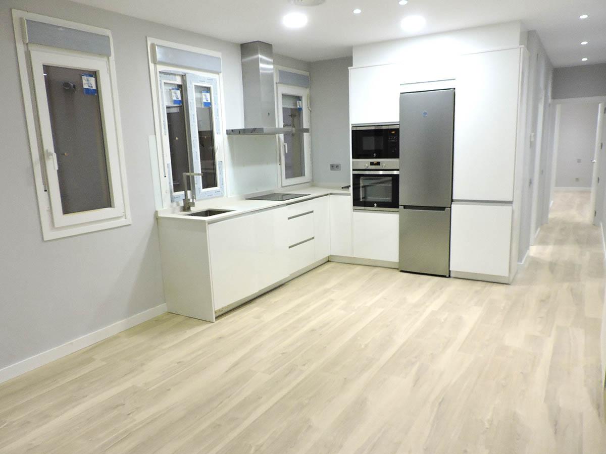 Preciosa vivienda de 68 m2 en barrio de Lista